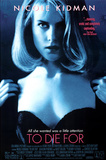 To Die For Movie Nicole Kidman Original Poster Print