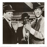 The Rat Pack Frank Sinatra Sammy Davis Jr Dean Martin