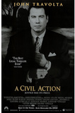A Civil Action Movie John Travolta Original Poster Print