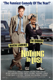 Nothing to Lose Movie Martin Lawrence Tim Robbins Original Poster Print