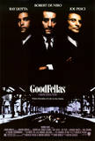 Goodfellas movie POSTER mafia mob RARE De Niro Pesci