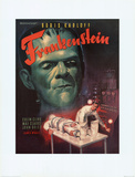 Frankenstein Movie Boris Karloff