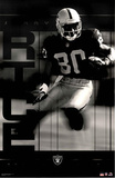 Oakland Raiders Jerry Rice Sports Poster Print