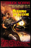 Missing In Action Movie (Chuck Norris) Poster Print