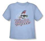 Toddler: Major League - Distressed Logo