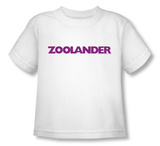 Toddler: Zoolander - Logo