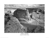 Buy Ansel Adams Canyon De Chelly Landscape Photo Art Poster Print at AllPosters.com