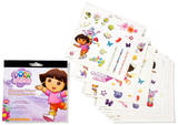 Dora the Explorer Temporary Tattoos