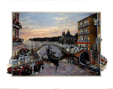Buy Jose (Evening in Venice) Art Print Poster at AllPosters.com