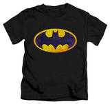 Youth: Batman - BM Neon Distress logo