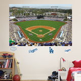 Los Angeles Dodgers Stadium Mural