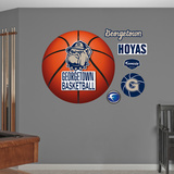 Georgetown University Basketball Logo