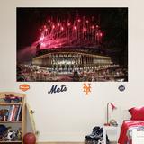 New York Mets Citi Field Fireworks Mural