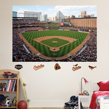 Baltimore Orioles Oriole Park at Camden Yards Stadium Mural