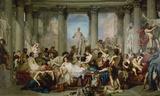 Les Romains et la décadence