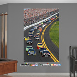 Daytona International Speedway Pack Mural