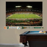 Miami Hurricanes – Stadium Mural