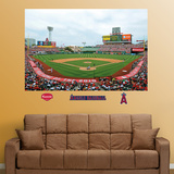 Los Angeles Angels of Anaheim Stadium Mural