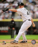 Jake Peavy 2012 Action