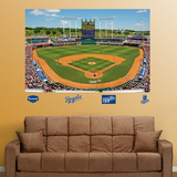 Kansas City Royals Kauffman Stadium Mural
