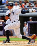 Alex Rodriguez 2012 Action
