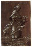 Albrecht Altdorfer (Drawing from an Apostle: St. John)