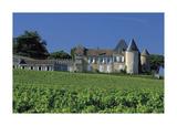 Chateau D'Yquem, Sauternes, France