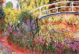 Claude Monet Le Bassin aux Nympheas Art Print Poster