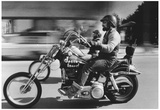 King's Kids Motorcycle Club 1979 Archival Photo Poster
