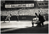 Don Larsen 1956 World Series Perfect Game Archival Photo Sports Poster Print