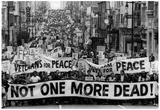 Anti-War Demonstration San Francisco 1969 Archival Photo Poster