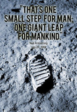 Buy Neil Armstrong One Small Step 1969 Archival Photo Poster Print at AllPosters.com