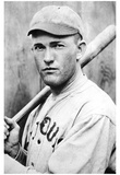 Rogers Hornsby St Louis Cardinals Archival Photo Sports Poster Print