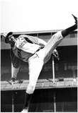Satchel Paige Archival Photo Sports Poster