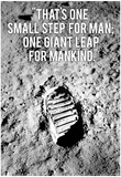 Buy Neil Armstrong One Small Step Archival Photo Poster Print at AllPosters.com