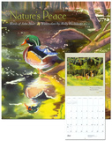 Nature's Peace: Words of John Muir, Watercolors by Molly Hashimoto - 2013 Wall Calendar Calendars