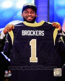 Michael Brockers 2012 NFL Draft #14 Draft Pick