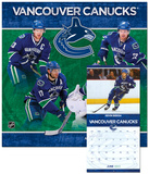 Vancouver Canucks  - 2013 Calendar Calendars