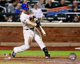 David Wright New York Mets All-Time RBI Leader- April 25, 2012