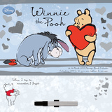 Winnie the Pooh - 2013 Message Board Calendar Calendars