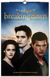 The Twilight Saga: Breaking Dawn - 2013 Oversized Calendar
