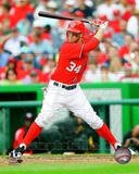 Bryce Harper 2012 Action