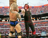 Kane WrestleMania XXVIII Action