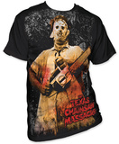 Texas Chainsaw Massacre - Full Color Chainsaw