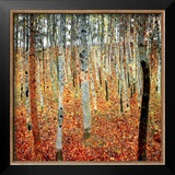Forest of Beech Trees, c.1903 Framed Art Print