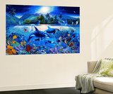 Buy Majestic Kingdom Mini Mural Huge Poster Art Print at AllPosters.com