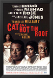 Cat on a Hot Tin Roof - Broadway Poster