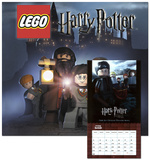 Lego Harry Potter - 2013 Wall Calendar