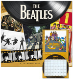 The Beatles - 2013 Wall Calendar