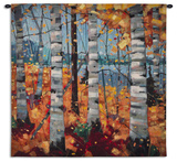 Border View Wall Tapestry